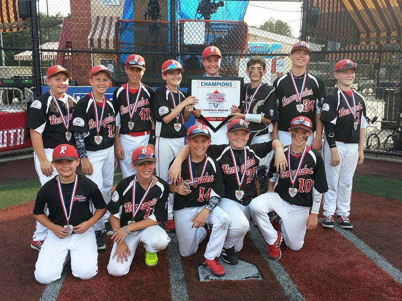 Long Island Hurricanes Youth Baseball